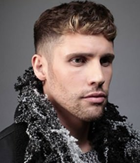 MEN'S HAIR CUTS AND STYLES AT BLISS