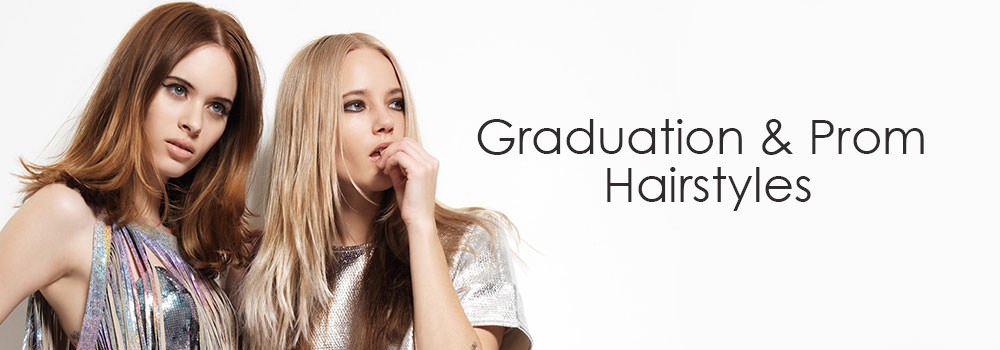 Prom and Graduation Hair Ideas from Bliss, Nottingham