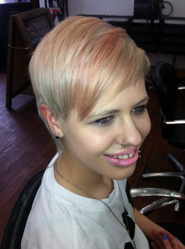 Bliss Hair Beauty Salon: New Blonde Looks At Bliss Hairdressing Nottingham