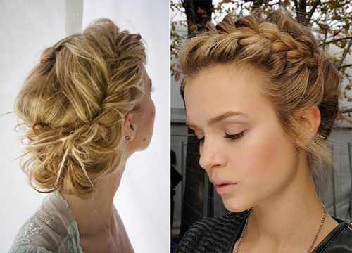Prom and Graduation Hairstyles