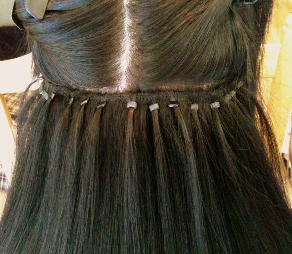 Bonded Or Micro Loop Extensions 32