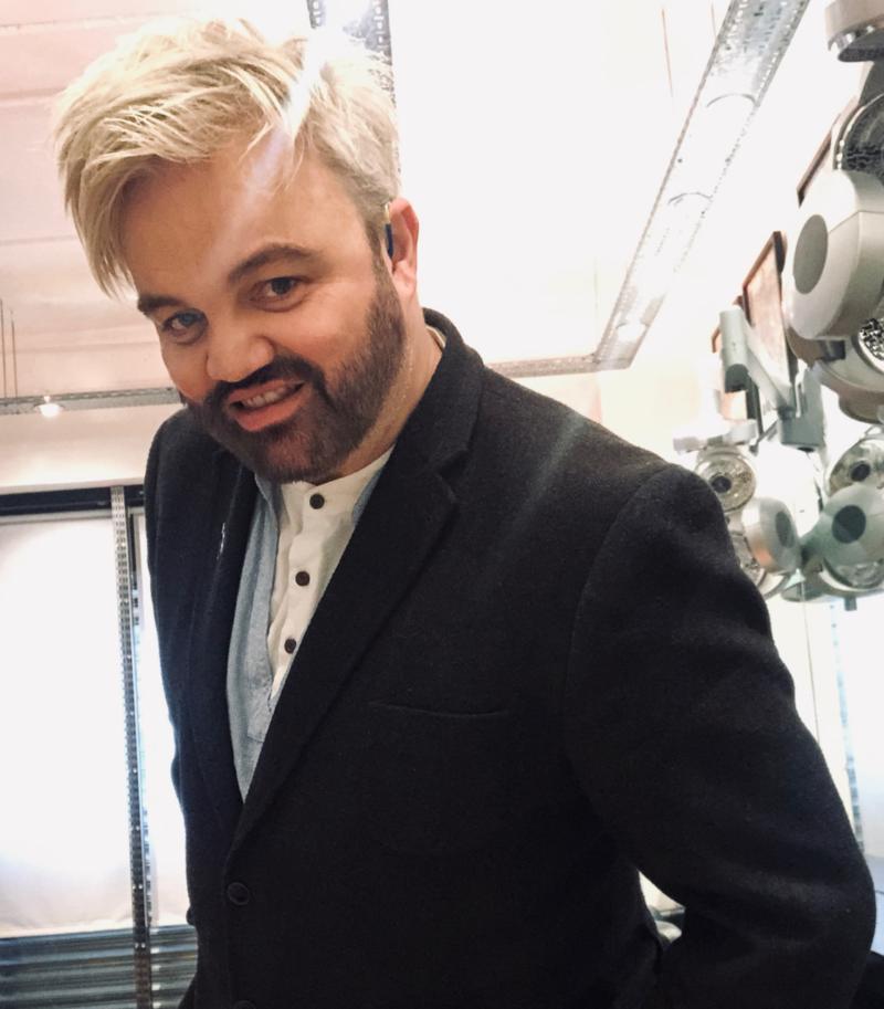 Salon Owner Nick Tedd Profile, Bliss Hair Salons in Nottingham & Loughborough