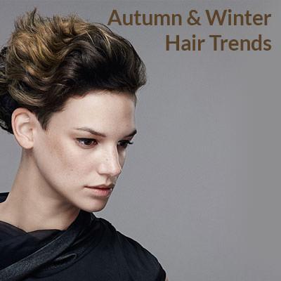 Autumn & Winter Hair Trends 2014