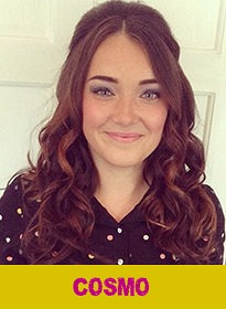 Curly Hair at Bliss Hair Salons in Nottingham & Loughborough