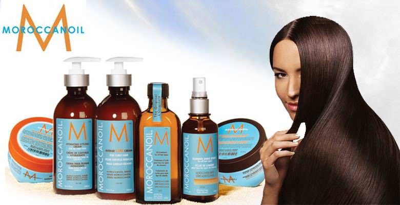 Moroccanoil 174 For Silky Hair At Hair Salons Nottingham