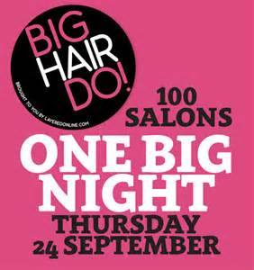 big hair do, bliss hair salons, loughborough