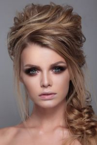 Wedding, Party & Prom Hair Ideas