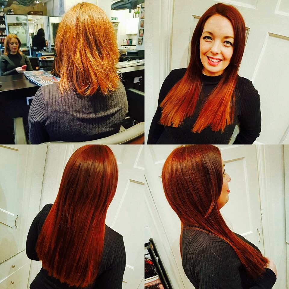 HAIR EXTENSIONS AT BLISS HAIR SALONS, NOTTINGHAM & LOUGHBOROUGH