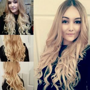 HAIR EXTENSIONS AT BLISS HAIR SALONS, NOTTINGHAM, LOUGHBOROUGH