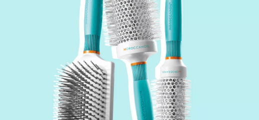 Perfect Hair Brushes from Moroccanoil