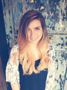 ombre blondes at Bliss Hair salons