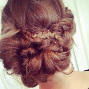 Bridal Plaits, Nottingham & Loughborough hair salons