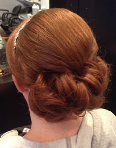 Classic Bridal Hairstyles, Bliss Hair Salon, Loughborough