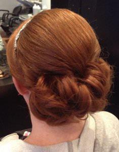 Classic Bridal Hairstyles, Bliss Hair Salon, Loughborough