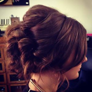 Wedding upstyles, Bliss Hair Salons, Nottingham & Loughborough
