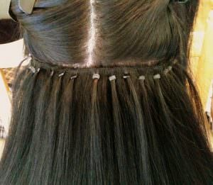 Micro Weft Hair Extensions At Bliss Salons Loughborough Nottingham