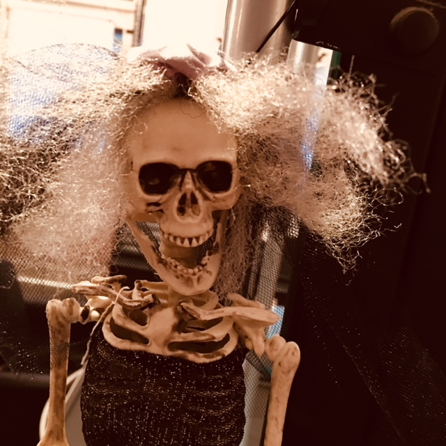 Hallowe'en Comes To Bliss Hair