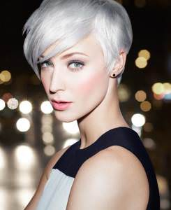 silver-grey-colour-for-hair, Newcastle hair & beauty salon and spa