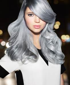 silver-grey-hair trend, House of Savannah hair & beauty salon in Newcastle