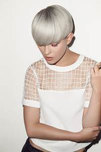 silver-grey-hair-colours,  hair & beauty salon in Newcastle