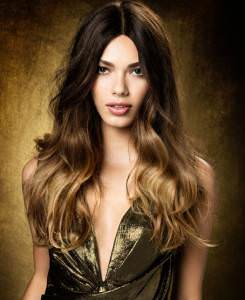 subtle-balayage-ubuntu hair & beauty salon in Newcastle