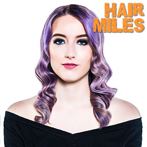 Hair Miles – Points Mean Prizes