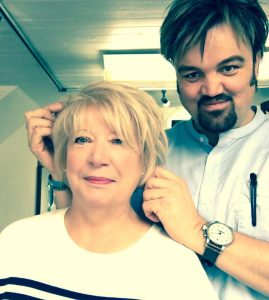 Me & My Hairdresser Nick Tedd