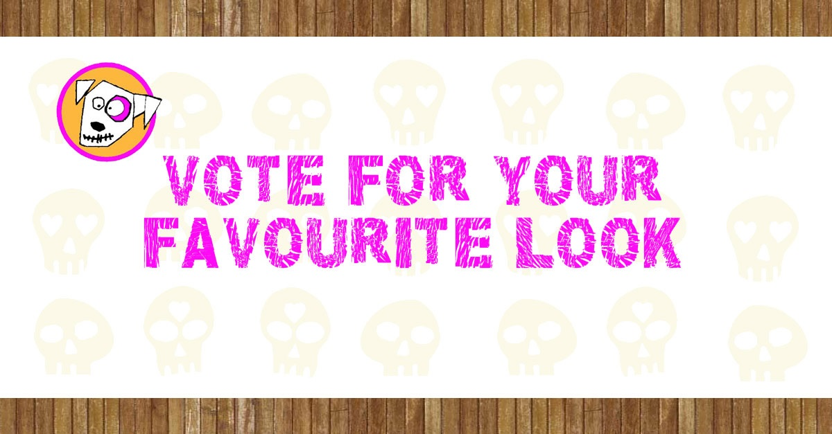 Vote For Your Favourite Model Look