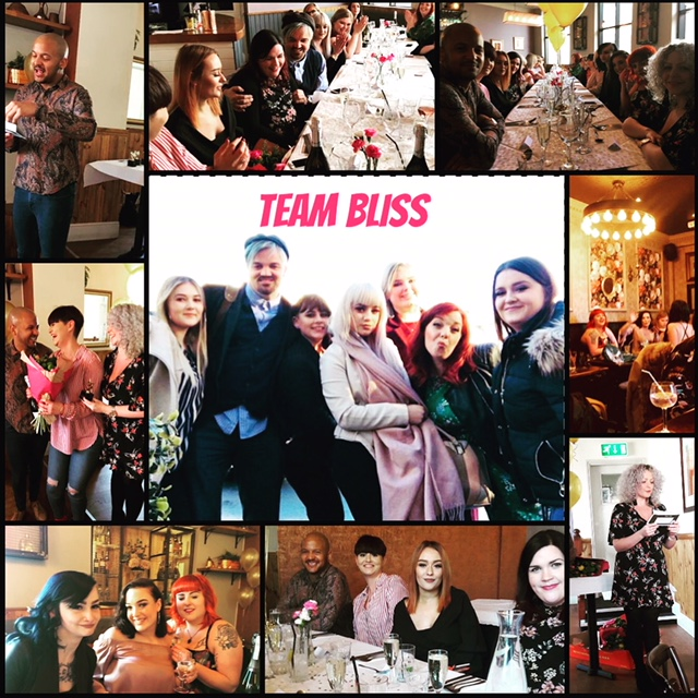 Team Bliss Annual Awards 2018