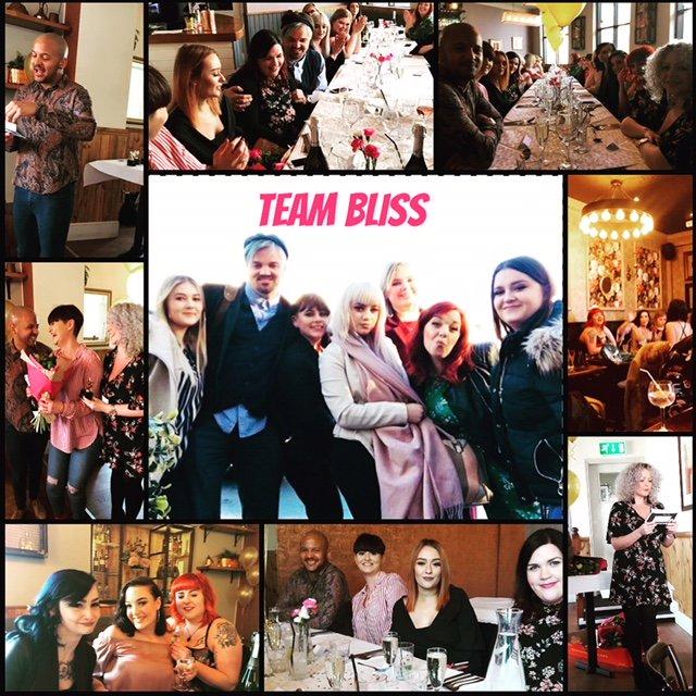 Team Bliss Annual Awards 2018