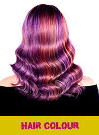 Hair colour at Bliss Hair Salons in Nottingham & Loughborough