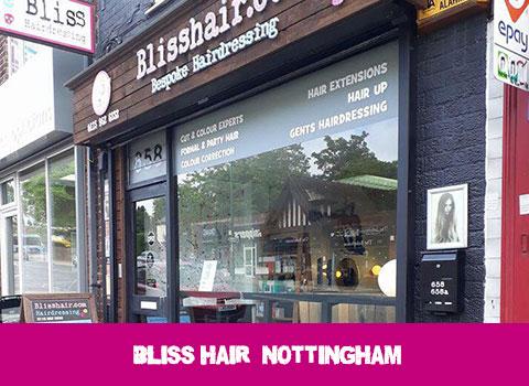 Bliss Hair Salon, Nottingham