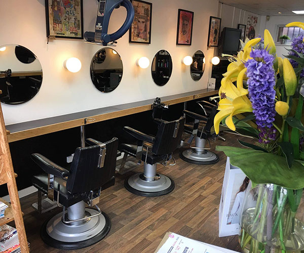 Amazing Bliss Hair Salon Nottingham Inzonedesignstudio Interior Chair Design Inzonedesignstudiocom