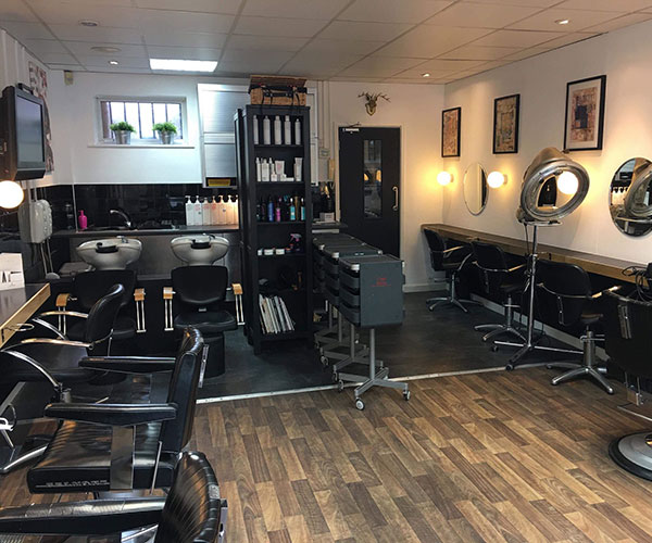 Awesome Bliss Hair Salon Nottingham Inzonedesignstudio Interior Chair Design Inzonedesignstudiocom