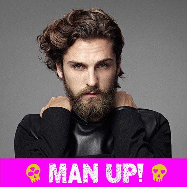 Männerhaare