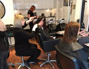 Apprenticeships at Bliss Hair Salons in Nottingham & Loughborough