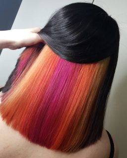 Creative Colour Makeovers at Bliss