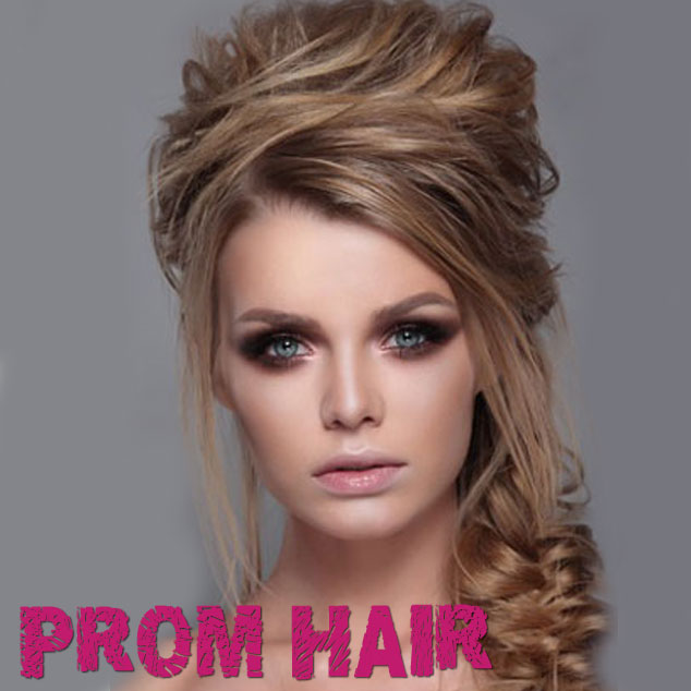 Prom Hair Discounts at Bliss Hair Salons in Nottingham & Loughborough