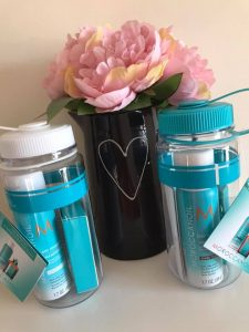 Moroccanoil®, travel sets, mini travel hair care, bliss hair salons, nottingham, loughborough