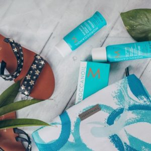 Moroccanoil Travel Products Bliss Hair Salons in Nottingham and Loughborough