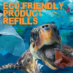 Eco Friendly Product Refills