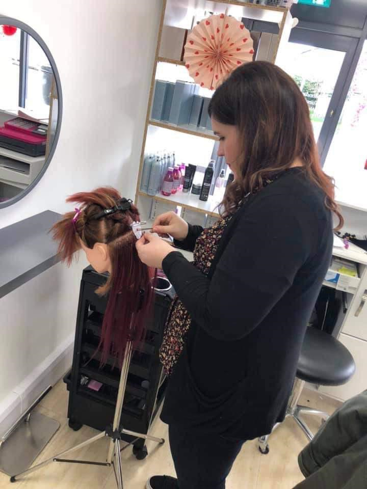 Team Bliss Hair Extensions Training, Bliss Hair Salons in Nottingham & Loughborough