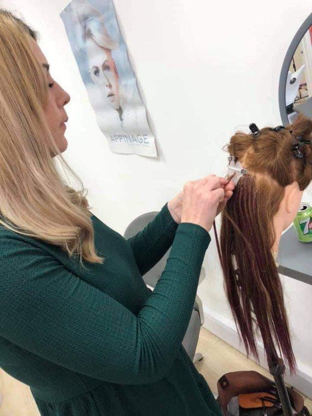 Team Bliss Hair Extensions Training, Bliss Hair Salons in Nottingham & Loughborough
