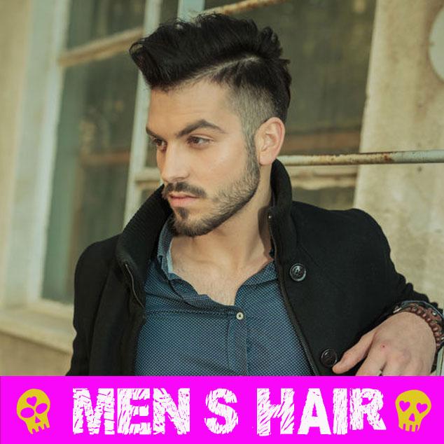 Men's Hair Cuts & Styles at Bliss Hair Salons in Nottingham & Loughborough