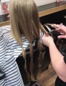 Little Princess Trust Haircuts at Bliss Hair Salons in Nottingham & Loughborough