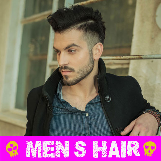 Men's Hair Cuts & Styles at Bliss Hair Salons in Nottingham & Loughborough