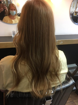 Hair Cuts Transformations at Bliss Hair Salons in Nottingham & Loughborough