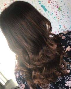 Blow Dry Hairstyles at Bliss Hair Salons in Nottingham Loughborough