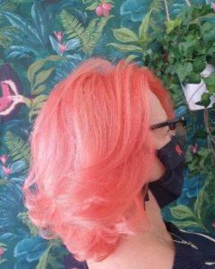 Medium Hairstyles at Bliss Hair Salons in Nottingham & Lughborough