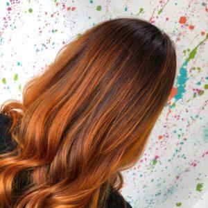 Hair Colour Transformations at Bliss Hair Salons in Nottingham & Loughborough
